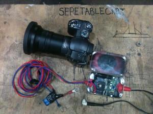 Canon S3, 7.4v power supply